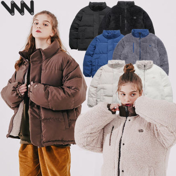 ★WV PROJECT★Cacao Reversible Thinsulate Puffer KHOT7439