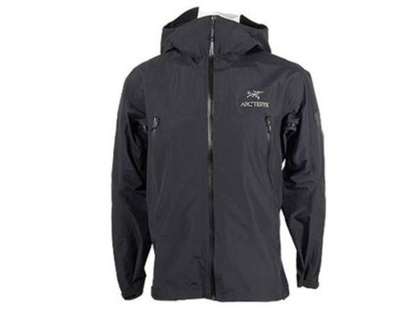 ◆ARC'TERYX Mens Alpha SL Jacket Black◆
