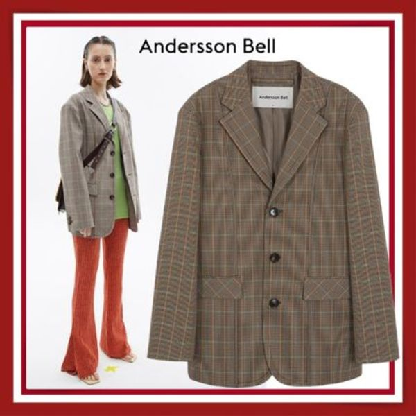 【ANDERSSON BELL】ユニセックス INSIDE OUT NEW DADDY JACKET