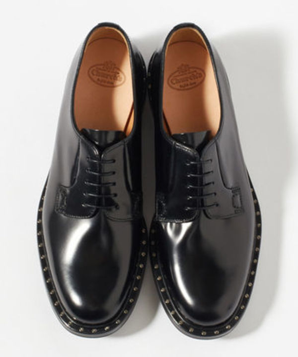 Churchs チャーチ SHANNON MET/シャノンメット LACED SHOES