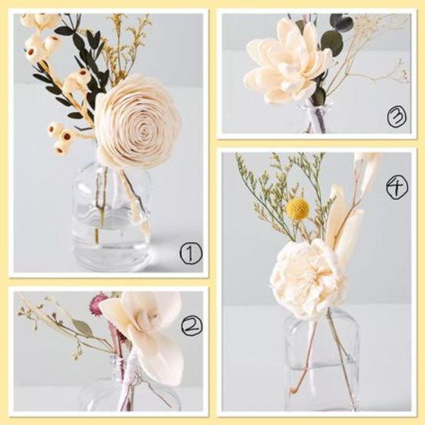 Anthropologie Floral Bouquet Diffuser デュフューザー★国内発