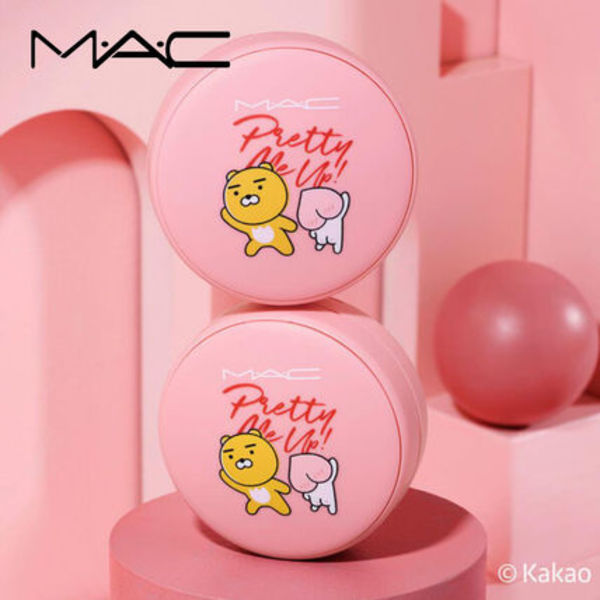 NEW【MAC × KAKAO FRIENDS】クッション 《追跡付》