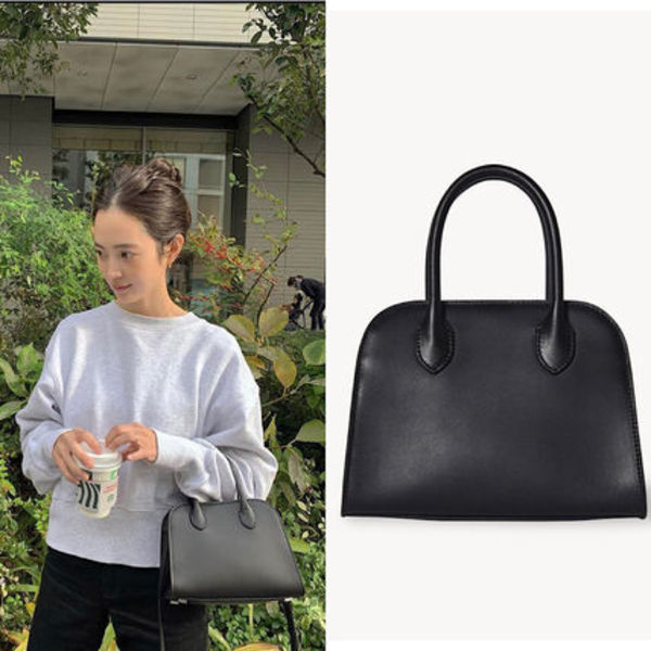 【THE ROW】2021SS 最新作 Margaux 7.5 Bag in Leather