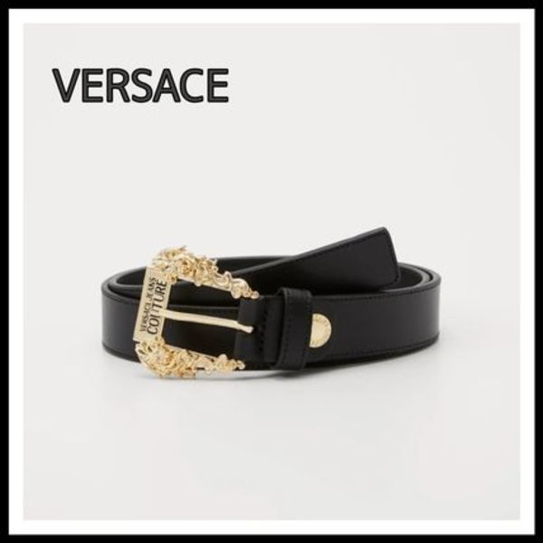 Vresace Jeans Couture☆バロックバックル レギュラー ベルト