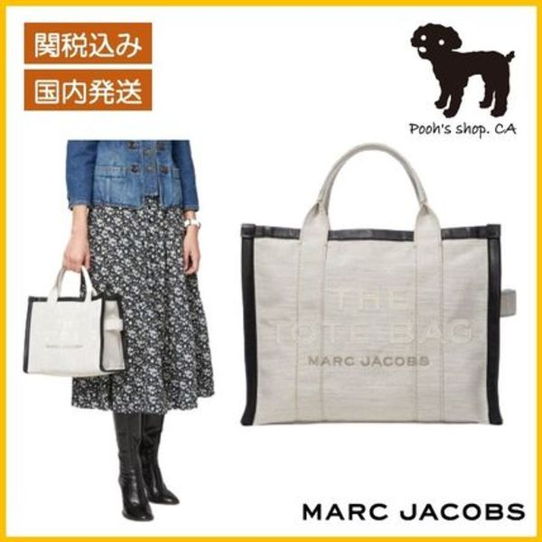【MARC JACOBS】THE SUMMER TRAVELER TOTE BAG◆国内発送◆