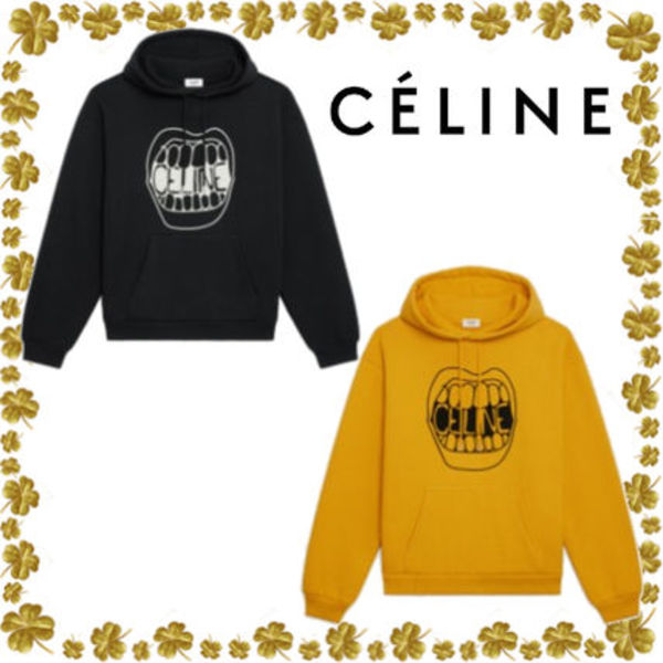 【CELINE】The Dancing Kids Collection★フーディ・パーカー★