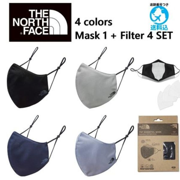 THE NORTH FACE【送料込】TNF ESSENTIAL MASK 男女兼用 マスク