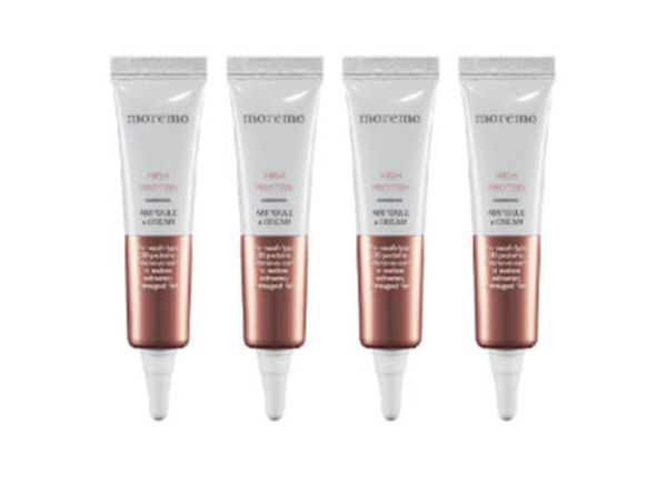 moremo HIGH PROTEIN AMPOULE CREAM★15ml×4本★国内発送