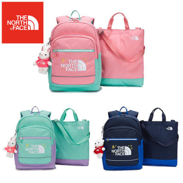 ★THE NORTH FACE★3点セット KIDS COMPACT SCH PACK NM2DM04