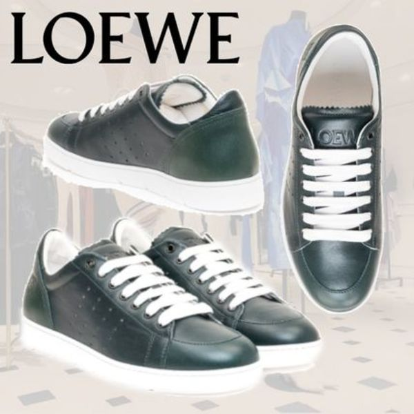**Loewe**ロエベ★Sneakers with Logo スニーカー