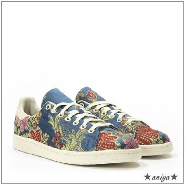 ラスト1点!!adidas × Pharrell Williams Stan Smith ジャカード