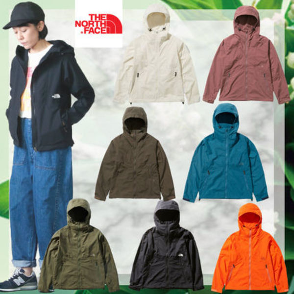 【THE NORTH FACE】☆大人気コンパクトジャケット(レディース)