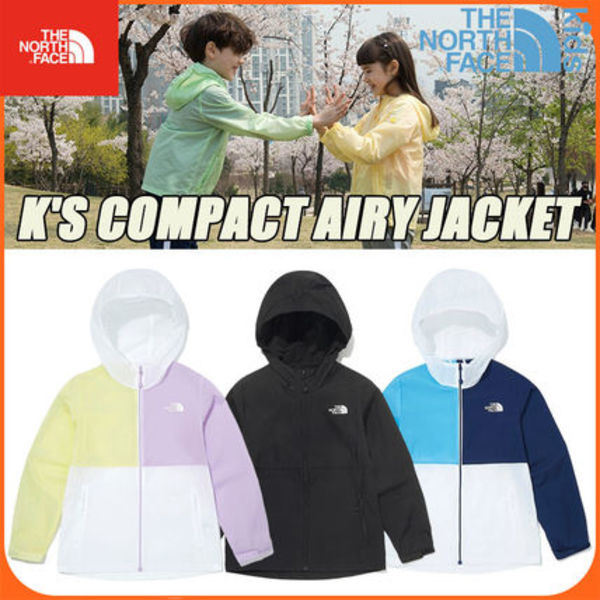 【THE NORTH FACE】21SS★ K'S COMPACT AIRY JACKET★男女兼用★