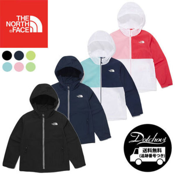 THE NORTH FACE K'S COMPACT AIRY EX JACKET MU1867 追跡付