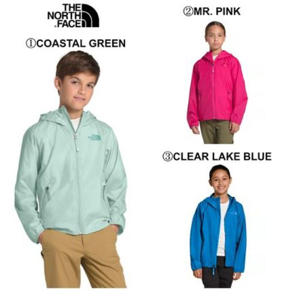 【The North Face】☆新作☆ YOUTH FLURRY WIND HOODIE