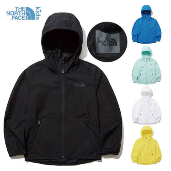 [THE NORTH FACE KIDS] NJ3LL12 Y FLURRY WIND HOODIE パーカー