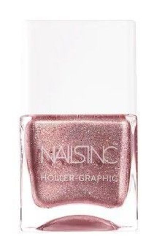 Nails Inc限定☆Cosmic Cutie - baby pink
