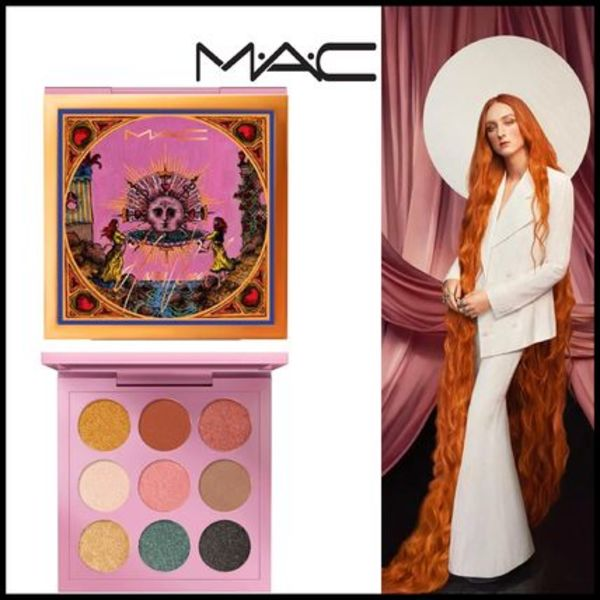 ☆MAC☆ FIGHTING FOR THE BEAUTY OF FLUIDITY パレット