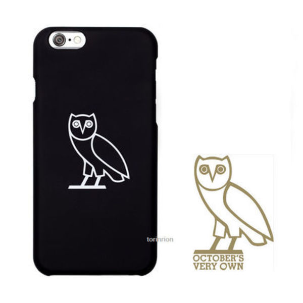 ★日本未上陸★DRAKE's OVO★OWL IPHONE 5, 6, 6+ ケース★