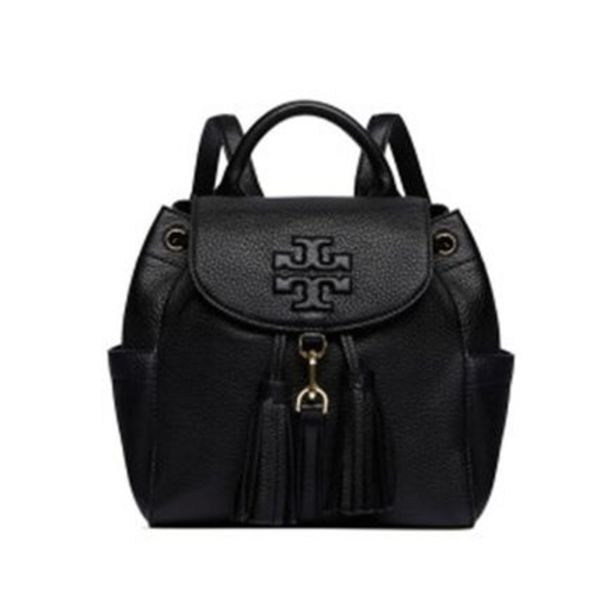 TORY BURCH THEA MINI BACKPACK BLACK