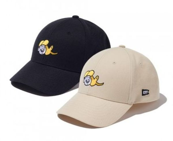 【EFF X MG】Bets Angel Cover Ball Cap ボールキャップ(2color)