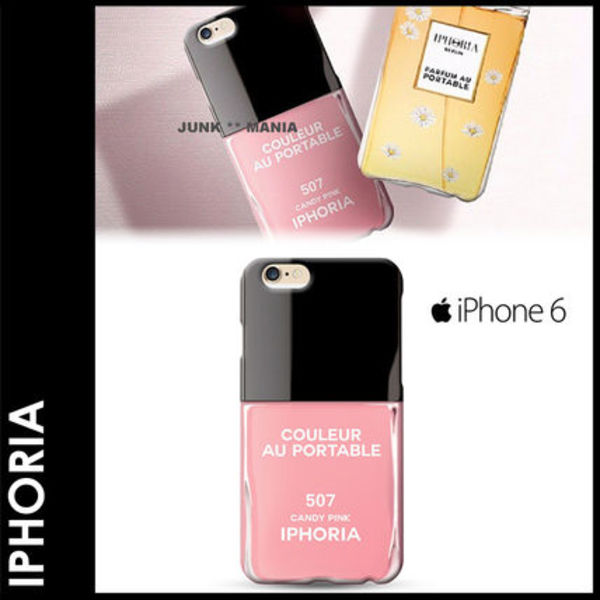 ★即日発送【関税返金・IPHORIA】iPhone6/Candy Pink