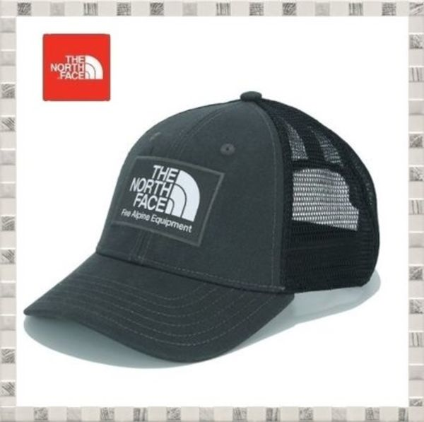 THE NORTH FACE 韓国 YOUTH MUDDER TRUCKER キャップ メッシュ