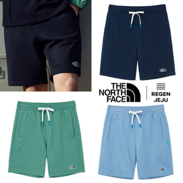 ★THE NORTH FACE★送料込★人気 ESSENTIAL ECO SHORTS NS6KM06