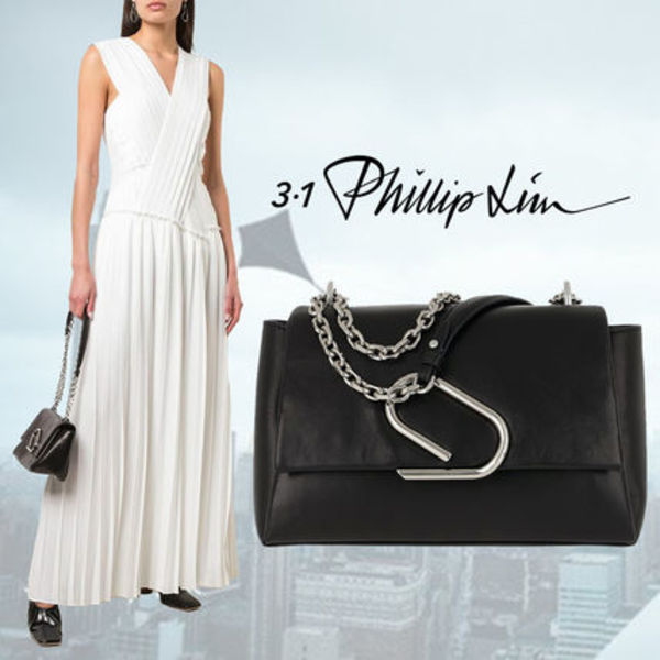 【3.1 Phillip Lim】 Alix Soft Chain Bag クロスボディバッグ