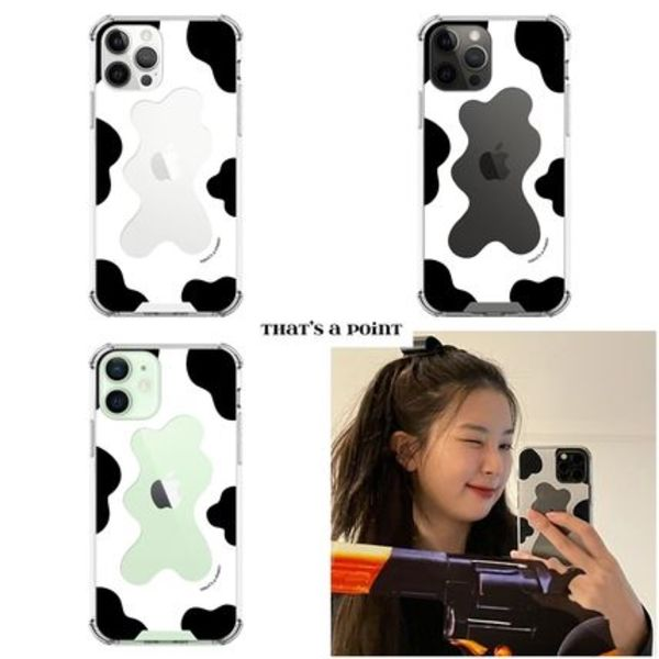 ★That's a point★Red Velvetスルギ着用★wave cow phone case