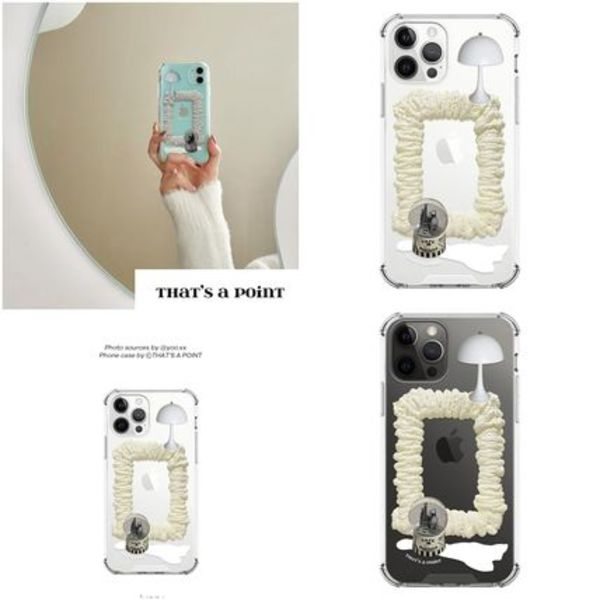 ★That's a point★ IVORY phone case