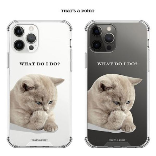 ★That's a point★ thinking cat