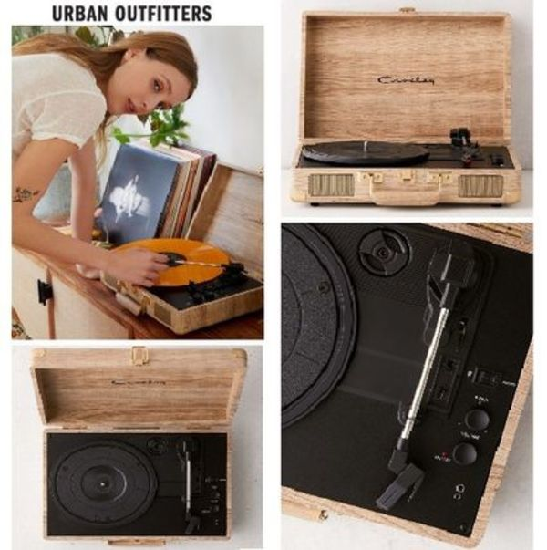 【Urban Outfitters】 ☆UO限定商品☆ Bluetooth Record Player