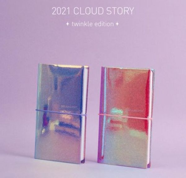 【Be on D】 2021 CLOUD STORY Diary [Twinkle Edition](日付型)