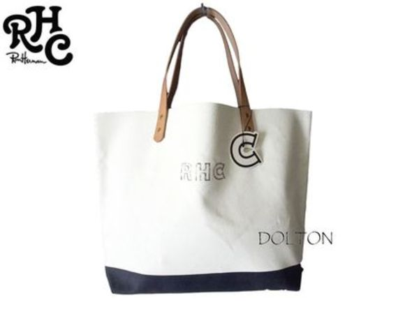 RHC限定・ ロンハーマン別注・COLONY CLOTHING・BEACH BAG