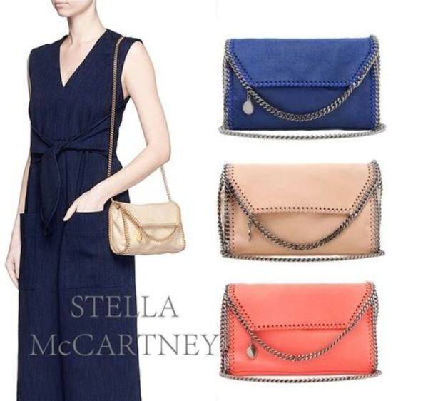 ★2016SS★Stella McCartney ミニバッグ 3色