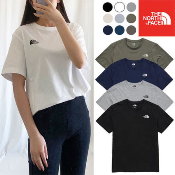 THE NORTH FACE TNF BASIC COTTON S/S R/TEE MU1860 追跡付