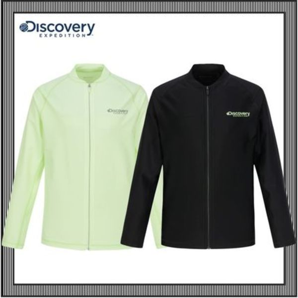 [DISCOVERY] Loose Fit Full Zip-Up Rash Guard ★人気★