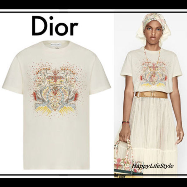 lovely♪◇Dior In Heart Lights Tシャツ◇Dior