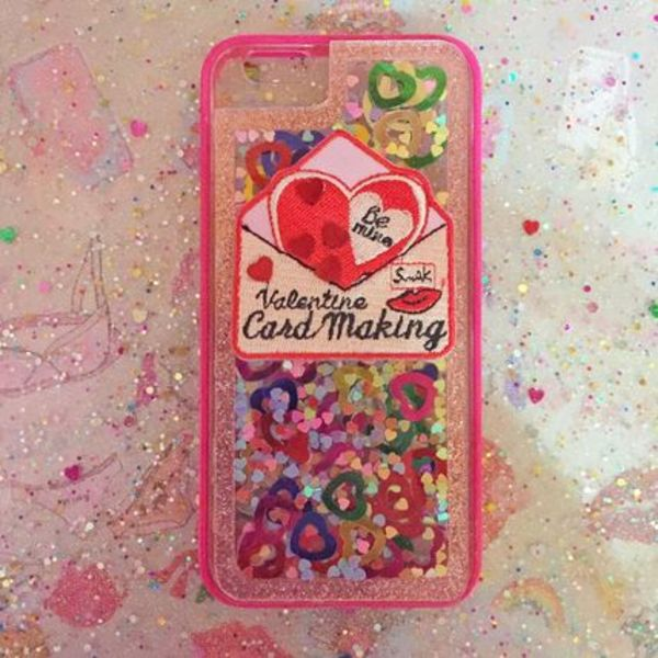 即納品 再新作xmagic~Valentine Card Making~iphoneケース