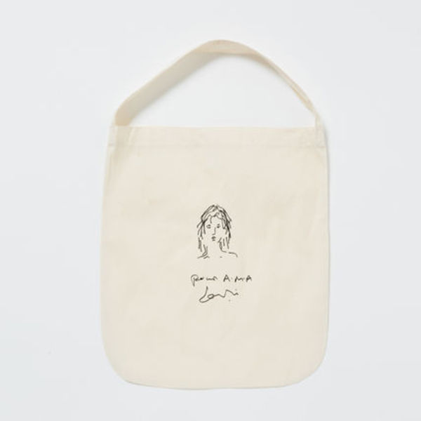 Love Pour Amaproject 【Jane Birkin】 Tote Bag