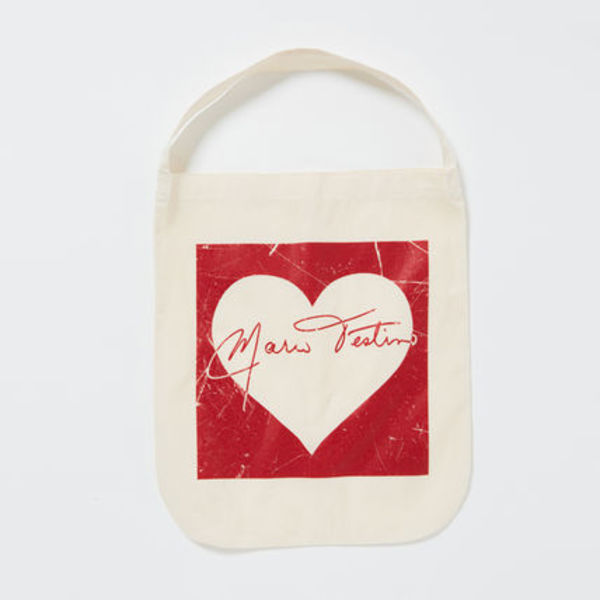 Love Pour Amaproject 【Mario Testino】 Tote Bag