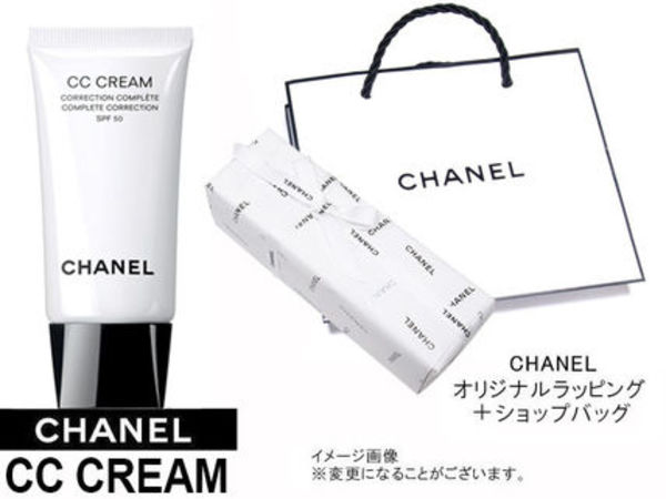 CHANEL CC CREAM SPF50・PA+++ 30ml