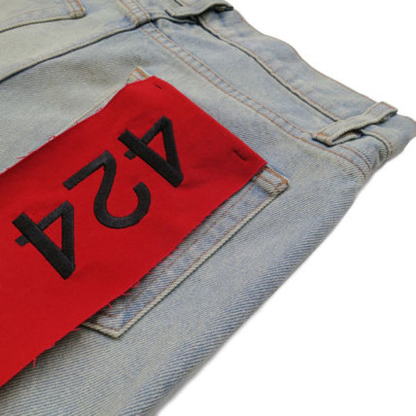 424 (Four Two Four) Denim Pant Light Indigo