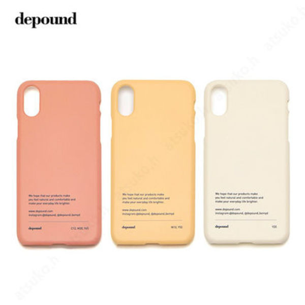 depound★BE MY D phonecase /iPhoneケース【追跡送料込】
