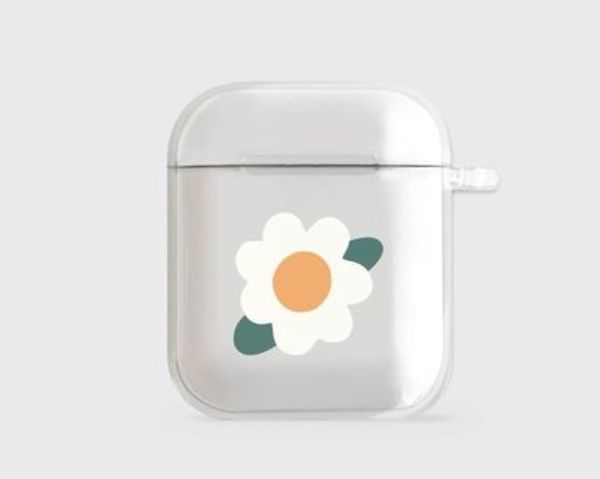 [THENINEMALL] marguerite Clear AirPods Case