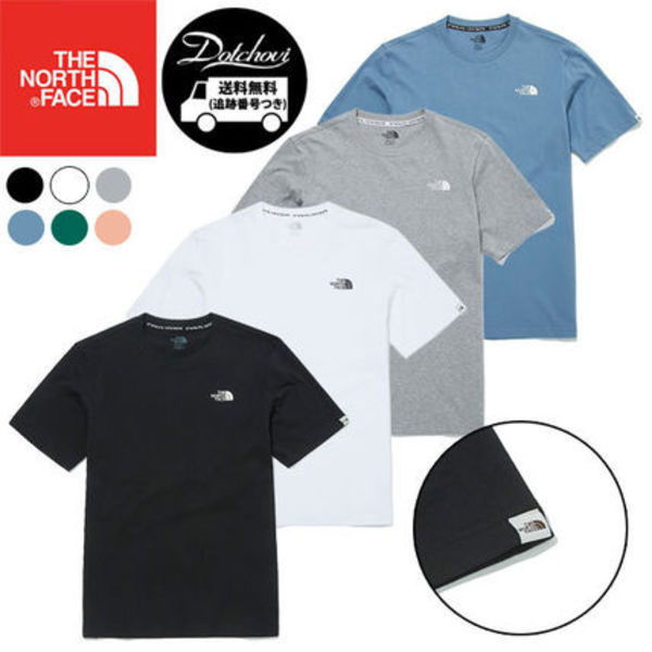 THE NORTH FACE DAILY LOGO S/S R/TEE MU2132 追跡付