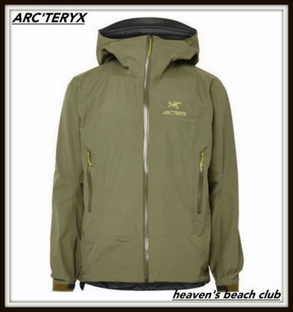 ☆関税送込☆ 海外限定 ARCTERYX【Beta SL GORE-TEX〓 Jacket】