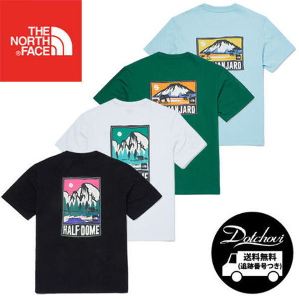 THE NORTH FACE GREEN PARK S/S R/TEE MU1950 追跡付