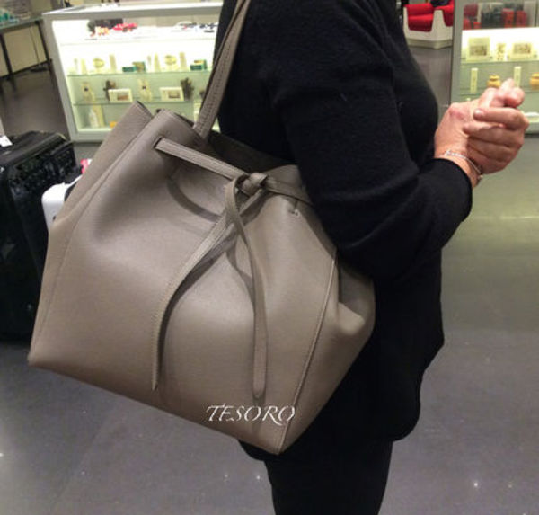 CELINE 新作♡大人気! Smallカバファントム♡Taupe
